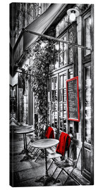 Canvas print  Paris Bistro - jens hennig