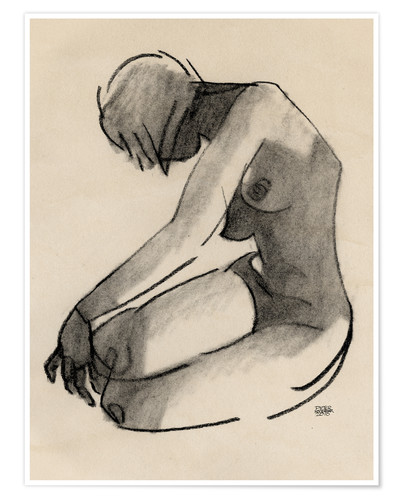 Poster Nude