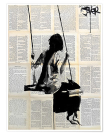 Premium poster  Years and years - Loui Jover