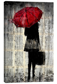 Canvas print  Feels like rain - Loui Jover