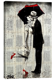 Canvas print  ever after - Loui Jover