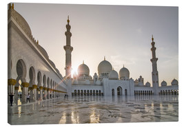 Canvas  Sheikh Zayed Mosque - Felix Pergande