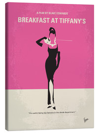 Canvas print  Breakfast at Tiffany's - chungkong