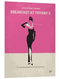 Foam board print  Breakfast at Tiffany's - chungkong