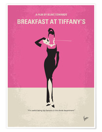 Premium poster  Breakfast at Tiffany's - chungkong