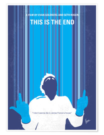 Premium poster This Is The End