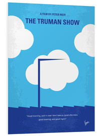 Foam board print  The Truman Show - chungkong