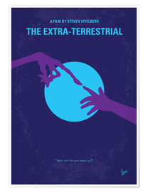 Premium poster  E.T., The Extra-Terrestrial - chungkong