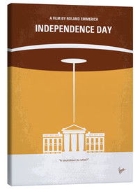 Canvas print  Independence Day - chungkong