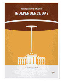 Premium poster  Independence Day - chungkong