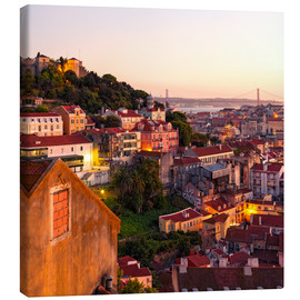 Canvas print  LISBON 07 - Tom Uhlenberg