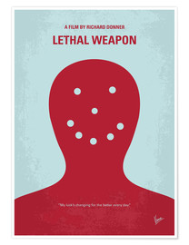 Premium poster Lethal Weapon