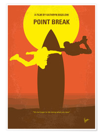 Premium poster Point Break