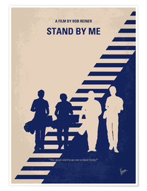 Premium poster Stand by me