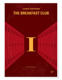 Premium poster The Breakfast Club