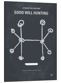 Aluminium print  Good Will Hunting - chungkong
