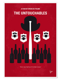 Premium poster The Untouchables