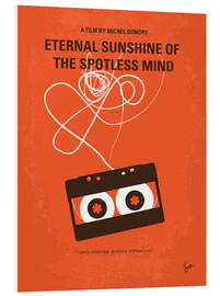 Forex  No384 My Eternal Sunshine of the Spotless Mind minimal movie poster - chungkong