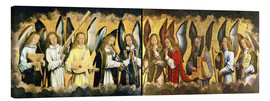 Hans Memling - Christ with angels