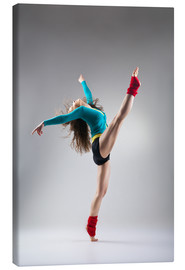Canvas print  Modern dance