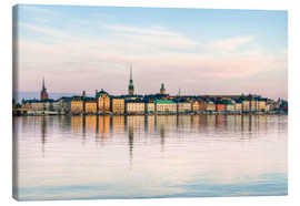 Canvas print  Stockholm, Sweden, The Old Town (Gamla Stan)