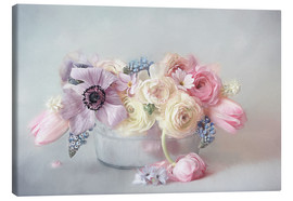 Canvas print  awesome spring - Lizzy Pe