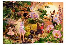 Canvas print  Autumn Fairies - Steve Read