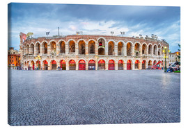 Canvas print  Arena of Verona