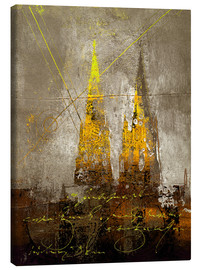 Canvas print  cologne cathedrale - Vittorio Vitale