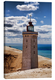 Canvas  Danish Lighthouse