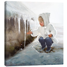 Canvas print  Winter Wonder - Donald Zolan