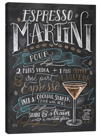 Canvas  Espresso Martini recipe - Lily & Val