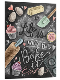 Forex  Life is what you bake it - Lily & Val