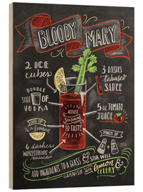 Wood  Bloody Mary recipe - Lily & Val