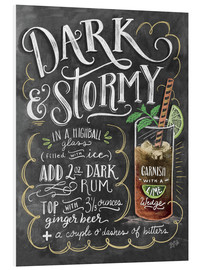 Forex  Dark & Stormy Cocktail - Lily & Val