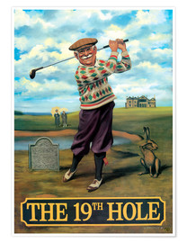 Premium poster The 19th Hole