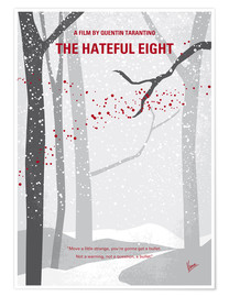 Premium poster The Hateful Eight
