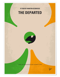 Premium poster The Departed