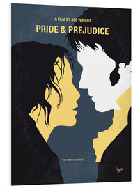 Foam board print  Pride and Prejudice - chungkong