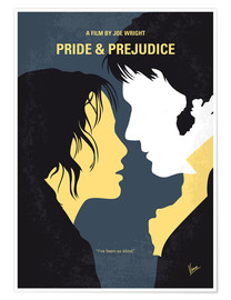 Premium poster Pride and Prejudice