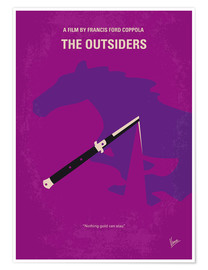 Premium poster The Outsiders