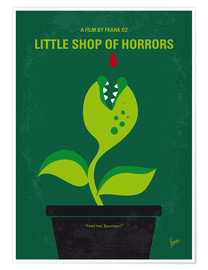 Premium poster Little Shop Of Horrors