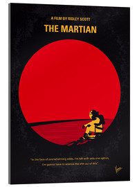 Acrylic print  The Martian - chungkong