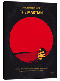 Canvas print  The Martian - chungkong