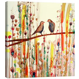 Canvas print  Gypsies - Sylvie Demers