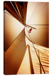 Canvas  Sail in the wind I