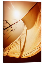 Canvas  Sail in the wind II