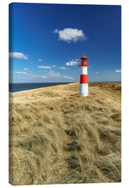Canvas print  Lighthouse - Sylt Island - Achim Thomae