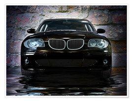 Premium poster  Luxury Car