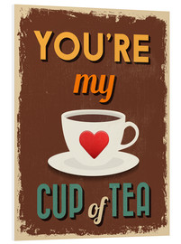 Forex  You are my lovely cup of tea - Typobox